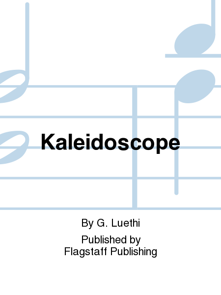 Cover of Kaleidoscope