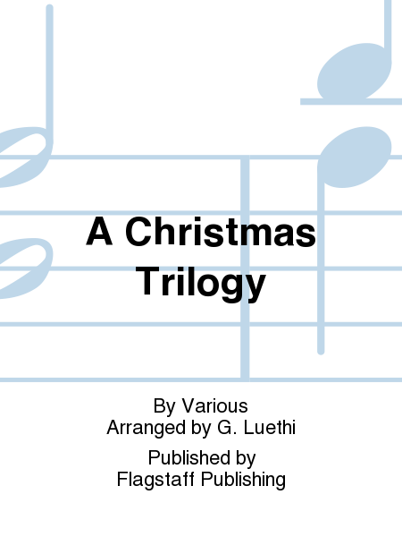 Cover of A Christmas Trilogy