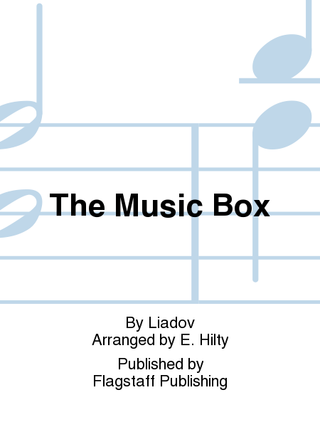 Cover of The Music Box