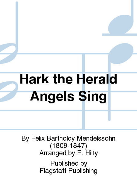 Cover of Hark the Herald Angels Sing