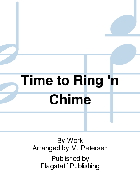 Cover of Time to Ring 'n Chime
