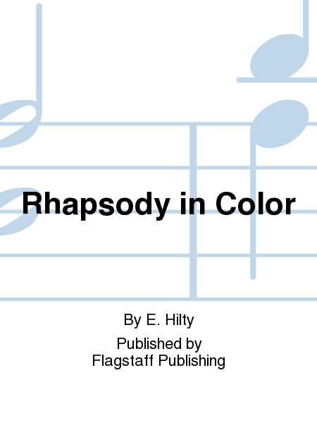 Cover of Rhapsody in Color