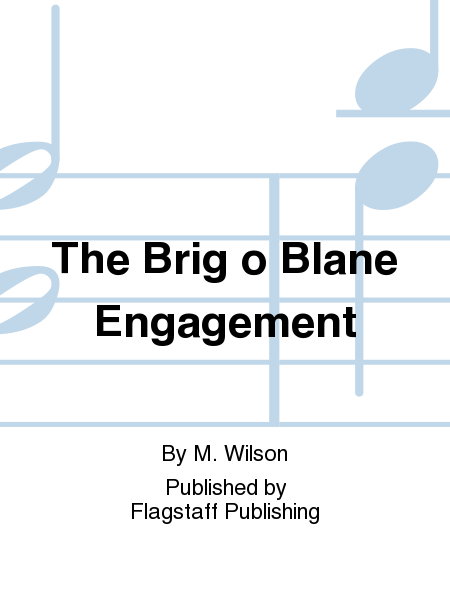 Cover of The Brig o Blane Engagement