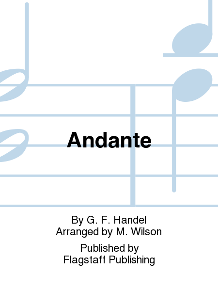 Cover of Andante