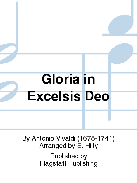 Cover of Gloria in Excelsis Deo