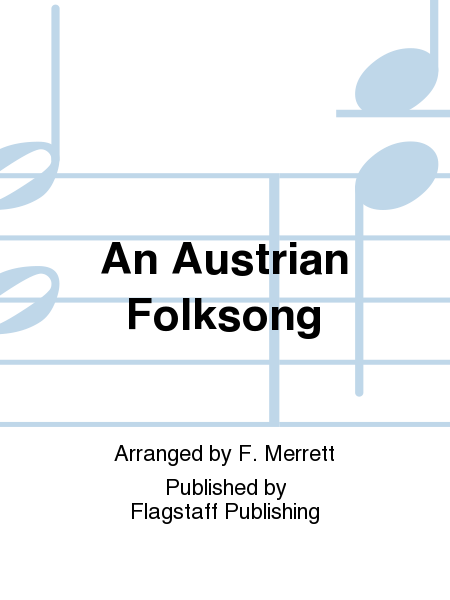Cover of An Austrian Folksong