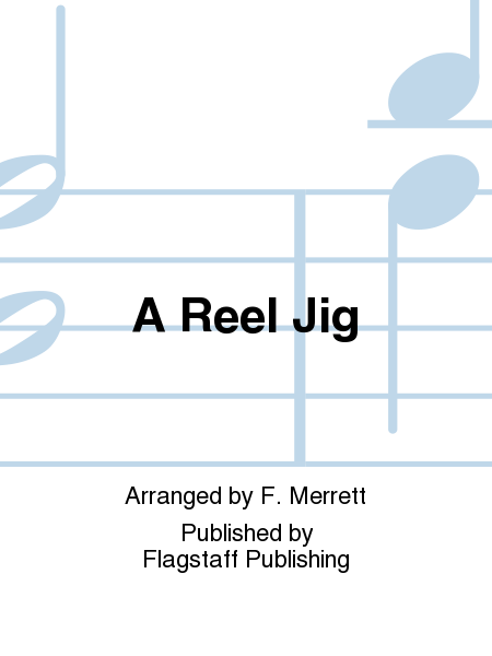 Cover of A Reel Jig