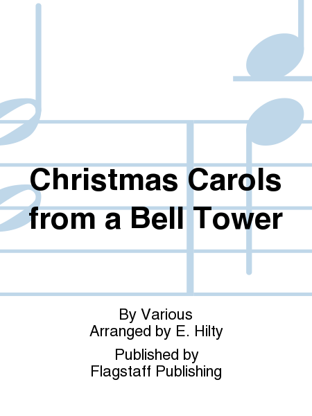 Cover of Christmas Carols from a Bell Tower
