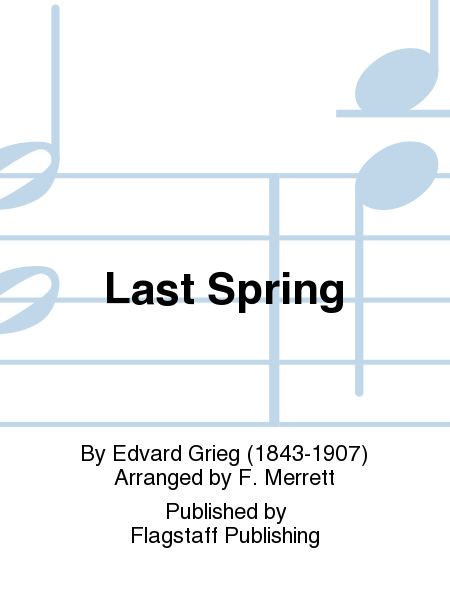 Cover of Last Spring