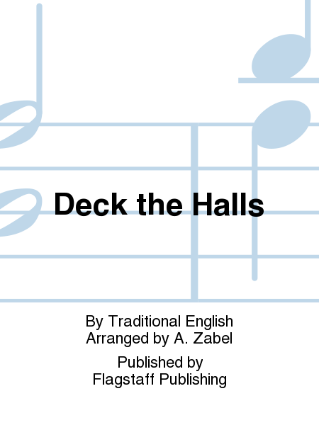 Cover of Deck the Halls