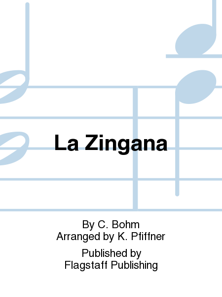 Cover of La Zingana