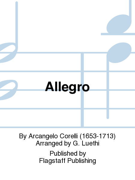 Cover of Allegro