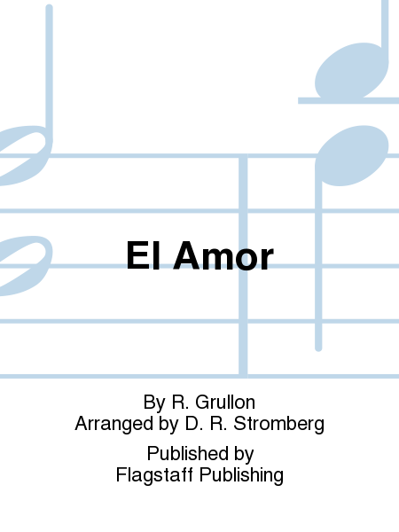 Cover of El Amor