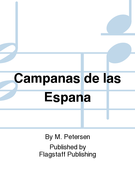 Cover of Campanas de las Espana