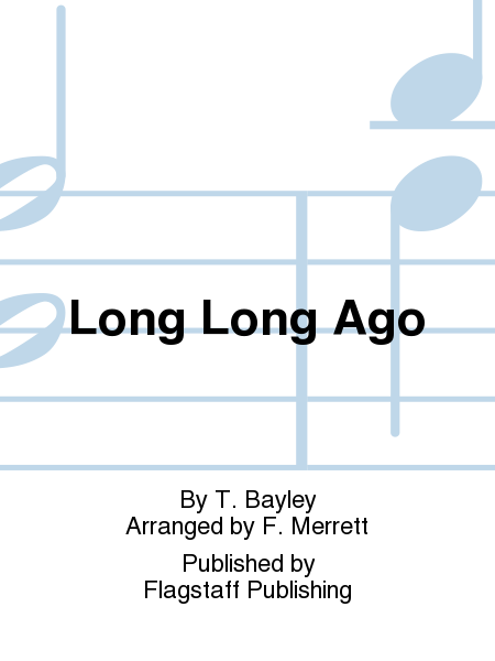 Cover of Long Long Ago