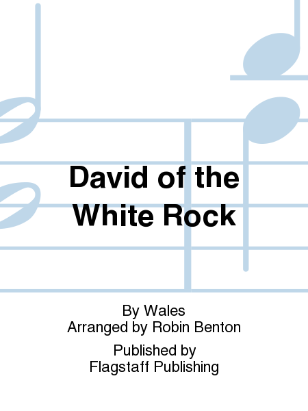 Cover of David of the White Rock