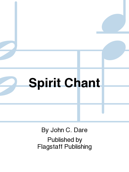 Cover of Spirit Chant