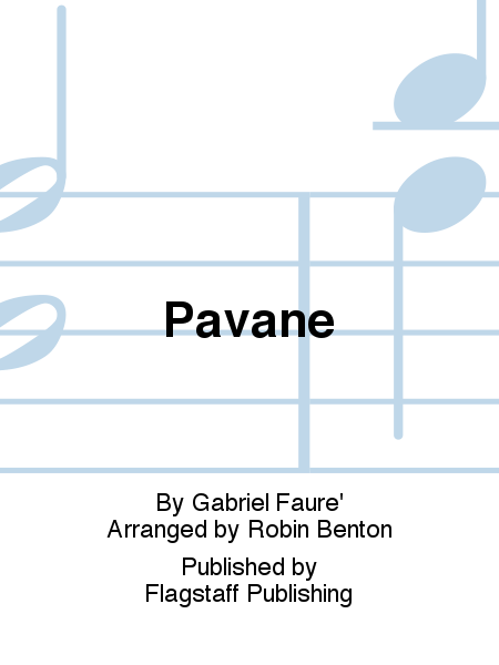 Cover of Pavane
