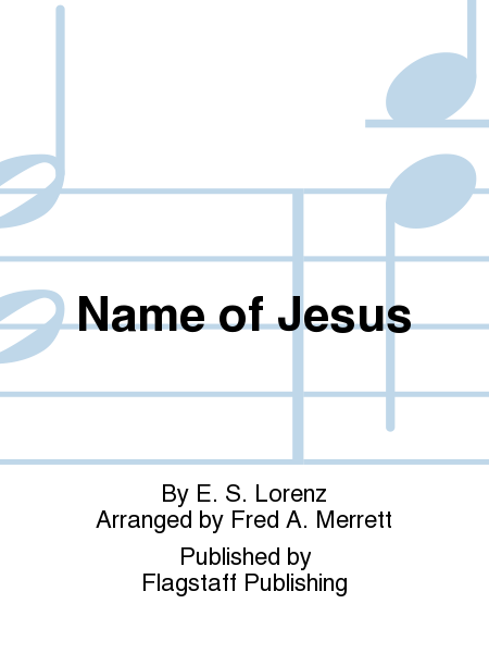 Cover of Name of Jesus
