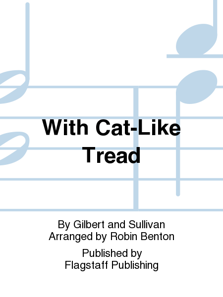 Cover of With Cat-Like Tread