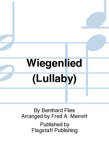 Cover of Wiegenlied (Lullaby)