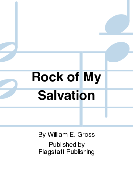 Cover of Rock of My Salvation