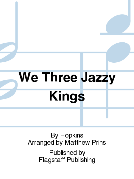 Cover of We Three Jazzy Kings