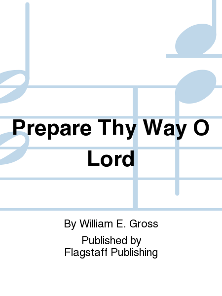 Cover of Prepare Thy Way O Lord