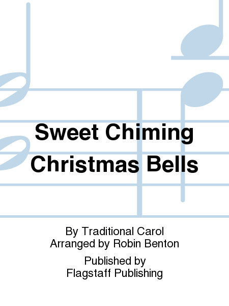 Cover of Sweet Chiming Christmas Bells