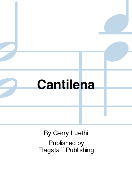Cover of Cantilena
