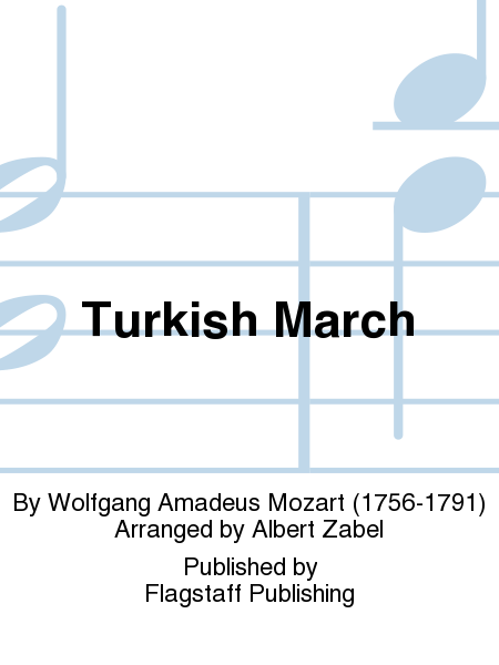 Cover of Turkish March