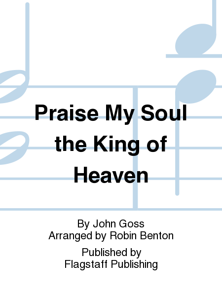 Cover of Praise My Soul the King of Heaven