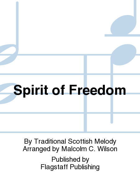 Cover of Spirit of Freedom
