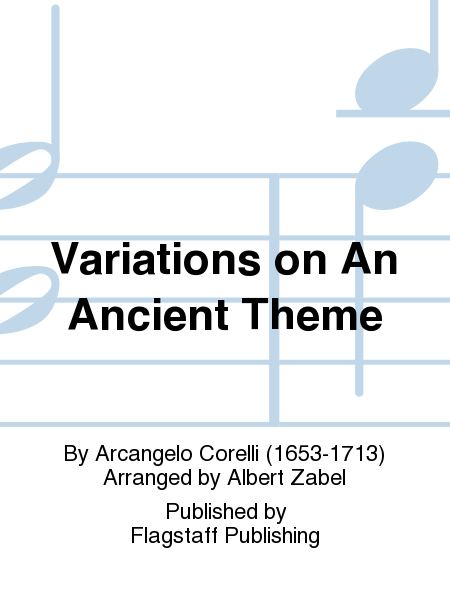 Cover of Variations on An Ancient Theme