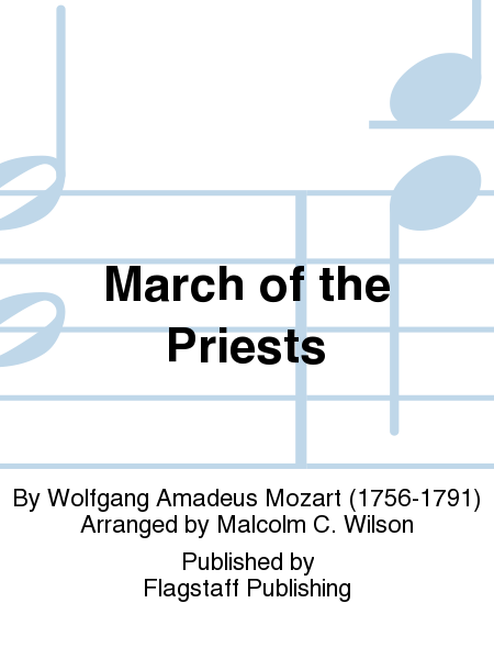 Cover of March of the Priests