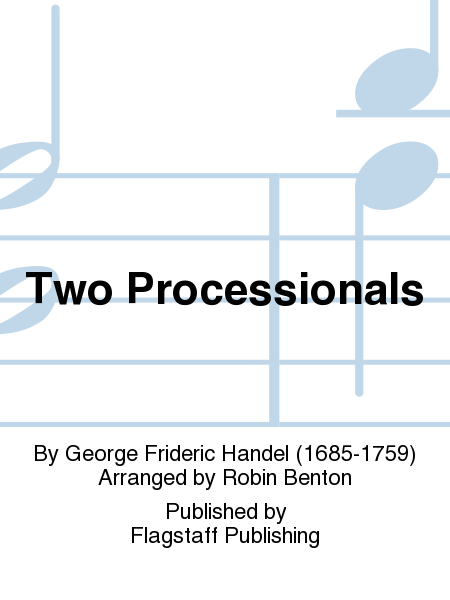 Cover of Two Processionals