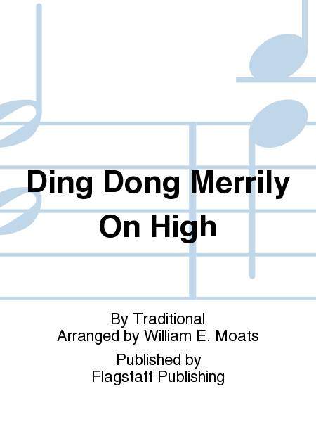 Cover of Ding Dong Merrily On High