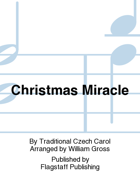 Cover of Christmas Miracle