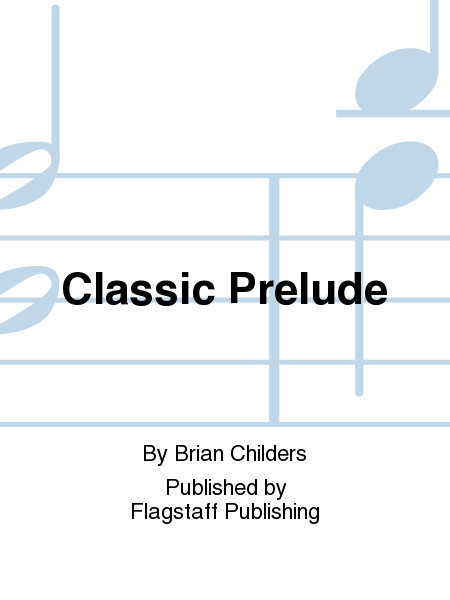 Cover of Classic Prelude