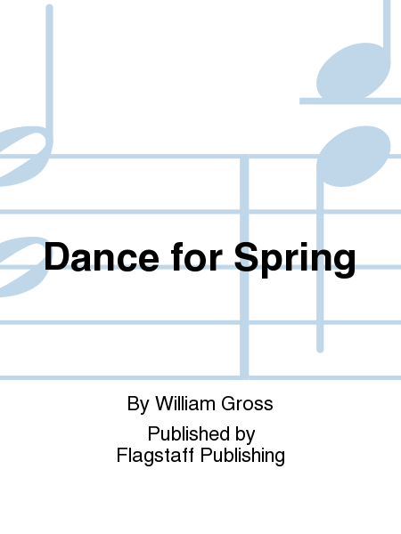 Cover of Dance for Spring