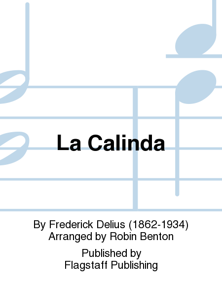 Cover of La Calinda