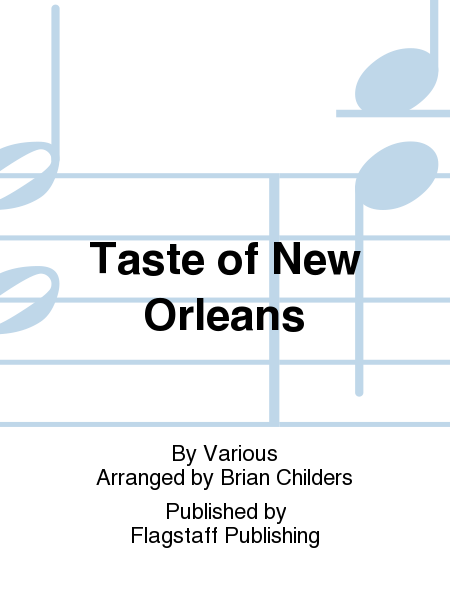 Cover of Taste of New Orleans