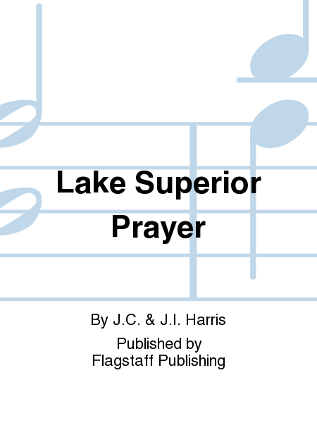 Cover of Lake Superior Prayer