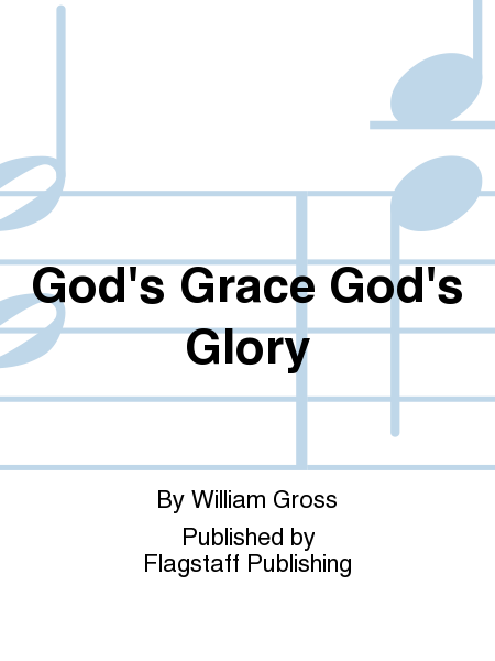 Cover of God's Grace God's Glory