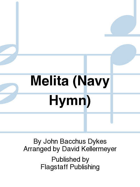 Cover of Melita (Navy Hymn)
