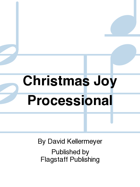 Cover of Christmas Joy Processional