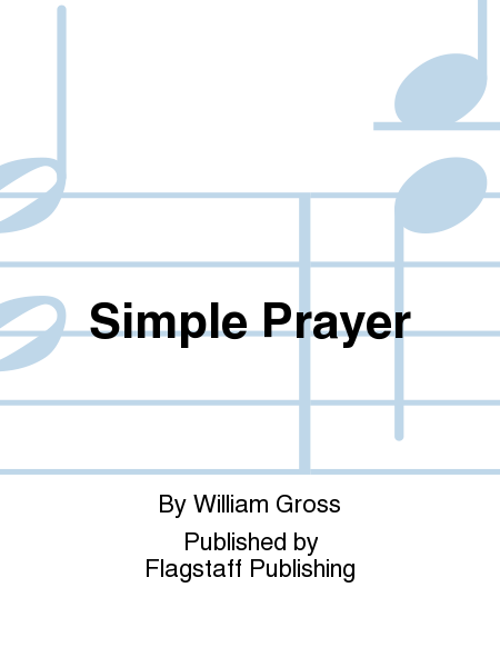 Cover of Simple Prayer