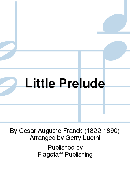 Cover of Little Prelude