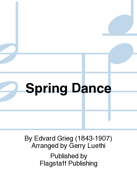 Cover of Spring Dance