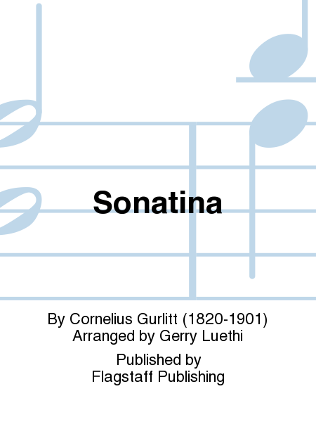 Cover of Sonatina
